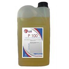 HUILE COMPRESSEUR MINÉRALE P 100 2 litres