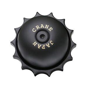 NEW Crane Bell Co E-Ne Revolver Bell Brass - Stealth Black