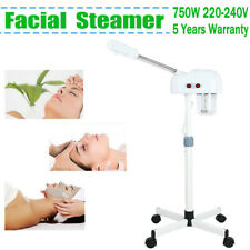 Facial Steamer Face Sprayer Ozone Aroma Steam Salon Skin Care Cleaning Beauty UK