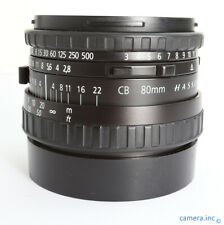 New listing Hasselblad Cb 80mm 2.8 T* Zeiss Planar Lens 2.8/80 *Mint*