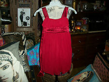 RUBY ROX Cutie In That Red Dress Size S