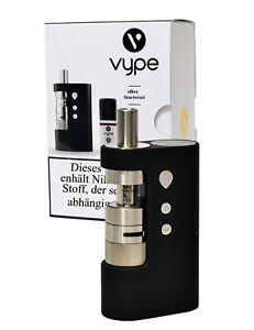 Vype eBox starterset E-Zigarette Display 4W -12W Liquid Verdampfer Vape BOX