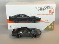 Hot Wheels ID Car K.I.T.T. Series 1 Limited Production