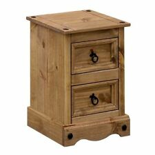 Country 51cm-55cm Bedside Tables & Cabinets with Flat Pack