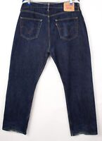 Levi's Strauss & Co Hommes 751 02 Jeans Jambe Droite Taille W38 L30 BCZ46