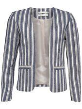 3/20 NEU ONLY Damen Blazer Jacke onlNOELLE CROPPED JACQUARD JACKET OTW Gr. 38