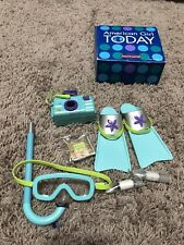 American Girl RETIRED KAILEY SNORKEL SET WITH BOX