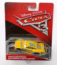 Disney Pixar Cars 3   DINOCO CRUZ RAMIREZ  Rare Over 100 Cars Listed UK !!