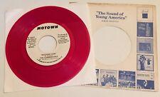 Lionel Richie and The Commodores / Machine Gun / Red Vinyl Promo / Mint