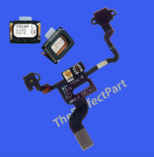 OEM Proximity Light Sensor Ear Speaker Power Button Flex Cable For iPhone 4 GSM