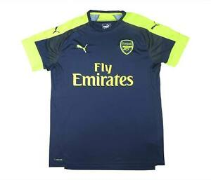 Arsenal 2016-17 Original Third Shirt (Excellent) L Soccer Jersey