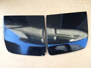 Porsche 944 NA 944S Pop up light Lids headlight covers In Black