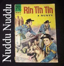 Rin Tin Tin & Rusty raccolta N 12 febbraio 1973 fumetti vintage
