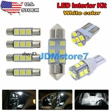 14x White LED lights interior package Kit Map Dome Bulb for 2009-2014 Acura TSX