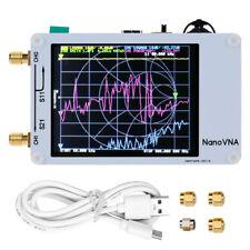 NanoVNA VNA HF VHF UHF UV Vector Network Analyzer Antenna Analyzer No Battery
