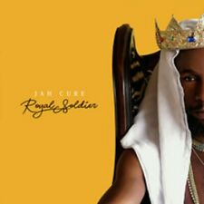 Jah Cure - Royal Soldier  - New CD Album - Pre Order 30th August