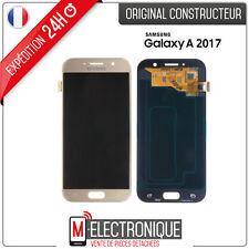 Ecran LCD Gold Original Samsung Galaxy A5 2017 SM-A520
