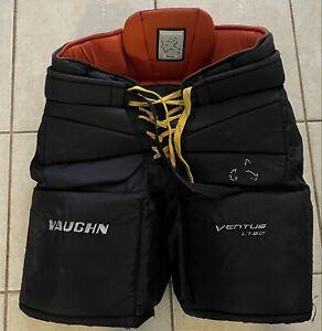 Vaughn Ventus LT80 Small Goalie Pants Black