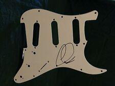 "Adam Levine ""Maroon 5"" Signed Autographed Pickguard C"