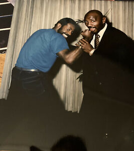 Marvelous Marvin Hagler Original archive from Manager's estate Boxing Champion