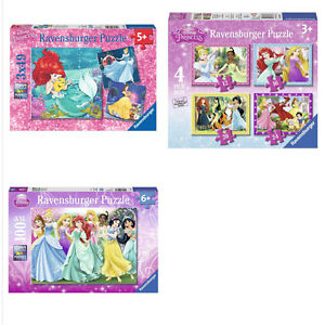 Disney Princess Puzzles (Assorted)