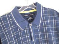 Tommy Hilfiger Men's Size XL Short Sleeve 100% Cotton Polo Shirt