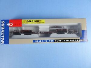 Walthers 932-5631 NORFOLK SOUTHERN 81' 4-Truck Depressed Center Flat Car NEW B8