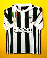 4.7/5 Juventus kids jersey 9-10 y. 2017 shirt AZ8703 Adidas soccer football ig93