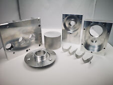 CNC Fräsen Drehen Bohren Konventionell Lohnfertigung Alu Edelstahl Kunststoff