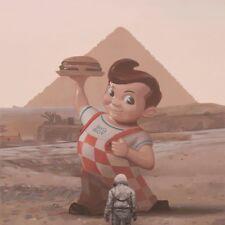 Bob's Big Boy Art Print Scott Listfield Poster ***IN HAND***
