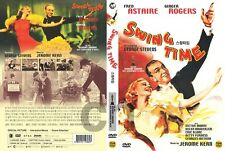 Swing Time (1936) - Fred Astaire, Ginger Rogers (B/W)   DVD NEW