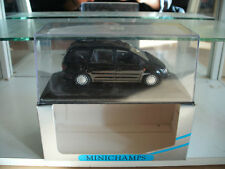Minichamps Ford Galaxy in black in box on 1:43