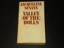 Valley Of The Dolls Jacqeline Susan Bantam Books 1981