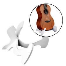 Portable Foldable Holder Ukulele Violin Guitar Stand Universal Frame Floor Rack.