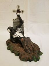 SIGNED BY STAN LEE The AMAZING SPIDER-MAN  KRAVEN'S LAST HUNT DIORAMA STATUE