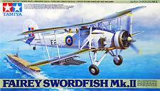 Tamiya 61099 Fairey Swordfish Mk.II  1/48 scale kit