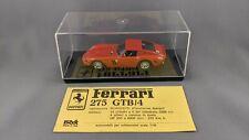 Model Box Ferrari 275 GTB / 4 ITALIAN MODEL CAR 1:43 SCALE - REVELL