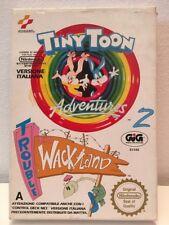 Nintendo Nes 8 Bit Lotto 3 - Tiny Toon 2 Pal A Edition ITA GIG