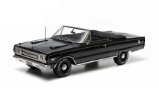 Greenlight 1967 Plymouth Belvedere GTX Convertible 1/18