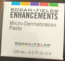 NEW AUTHENTIC Rodan +  Fields Enhancements Microdermabrasion Paste 4.2 Oz