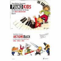 Piano Kids - Band 1 - Die Klavierschule für Kinder mit SPASS UND AKTION
