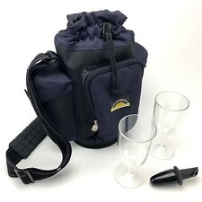 CALIFORNIA INNOVATIONS Insulated Portable Wine Cooler for 2