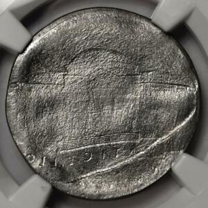 NGC MS67 6FS Reverse Die Cap Jefferson Nickel Mint Error Amazing 12 Full Steps!