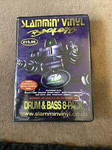 Slammin Vinyl At Bagleys September 1999 Drum & Bass 8 Tape Pack