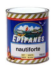 (45,57€/1l) Epifanes Nautiforte 1-K Weiß, 750ml