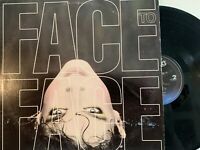 Face To Face – Face To Face LP 1984 Epic – BFE 38857 VG/EX