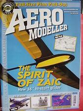 AEROMODELLER NOVEMBER DECEMBER 2013 JERSEY SKEETER SPIRIT OF ZAIC PLANS