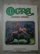 humanoides associees erotic underground comics richard corben ogre