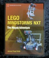 LEGO MINDSTORMS NXT Building Robots The Mayan Adventure Paperback Book