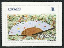 Spain 3612, Self-Adhesive, MNH. Fan and Manila Shawl, 2009